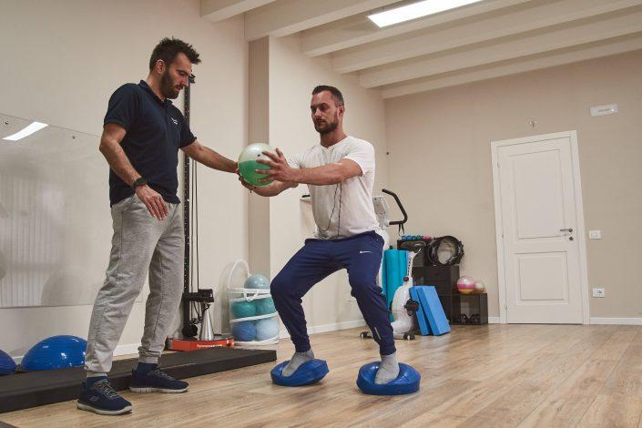 fisioterapia pisa esercizio propriocettivo